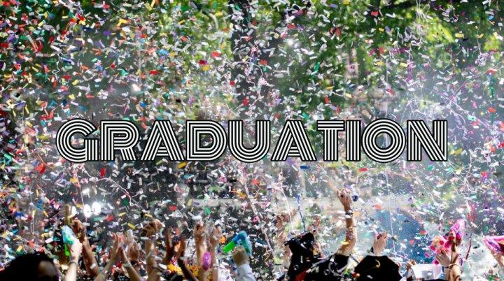 I am Graduating.